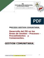 5 - Gestion Comunitaria