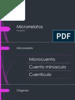 Microrrelatos