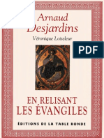 Arnaud Desjardins - En Relisant Les Evangiles (Bible.jesus Christ.esoterisme.meditation.zen.Bouddhisme)