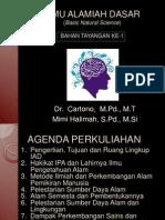 Dr. Cartono - IAD