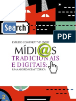 Estudo Comparativo entre Mídias Tradicionais e Digitais - Uma abordagem teórica