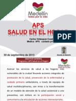 presentacion aps cuidado primario 30 sept 2013
