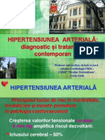 HTA Tratament Contemporan