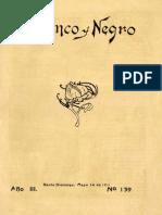 Revista Blanco y Negro 139