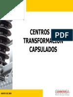 Centros de Transformacion Capsulados
