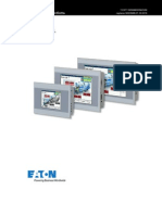 Manual IHM Eaton XV-120-B6 3,5 Polegadas