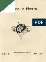 Revista Blanco y Negro 147