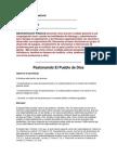Administración Pastoral Parte 5