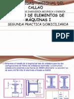 2da Practica Domiciliaria (Calculo i)