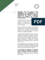 Intern Compulsoria TJRS APCIVEL 70026109132