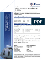BRLA Industrias Electroquimicas (200907 Spanish)