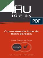 Etica de Bergson