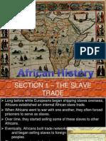 african history reg