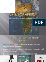 unit 3 of africa polysci  econ - reg