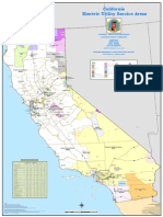California Electric Utility Service Areas