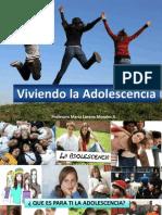 Viviendo La Adolescencia