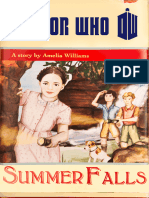 Doctor Who - Summer Falls - Amelia Williams
