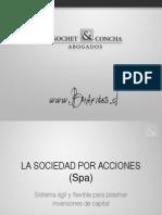 La Sociedad Por Acciones (Spa)Nuevo