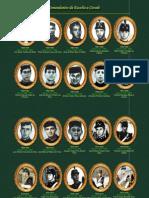 Comandantes da Escolta