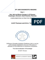 Endoscopy and Diagnostic Imaging Part 1 - ABRThomson 2012