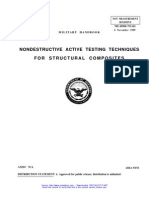 Mil Hdbk 793 Ndt of Structural Composites