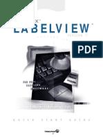 Labelview8 Quickstart Guide