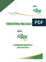 Presentación Fusión PPR para AIRE COMPRIMIDO por AMANCO