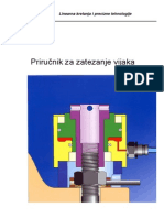 SKF - Priručnik za zatezanje vijaka