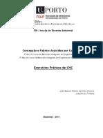 CNC Exercicios