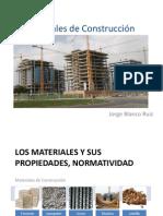 Clase 3 Los Materiales en La Construccion-1