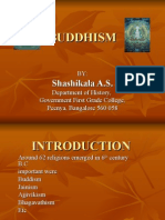 BUDDHISM by Shashikala AS