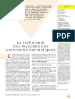 Traitement Des Mycose