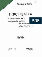 Tesis Fiebre Tifoidea