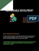 Sustainable Development by Shasikant Majagi