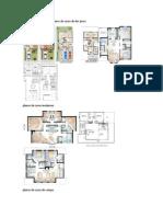 Planos Arquitectura Multiples