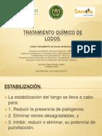 6 Tratamiento Quimico de Lodos