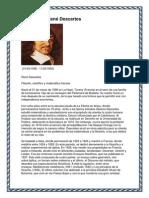 Bibliografía René Descartes