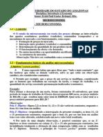 (UEA - IEb - 2 - Introdução à Microeconomia)