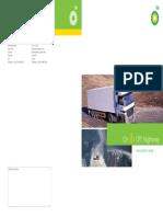 BP on Off Highway Product Range Leaflet
