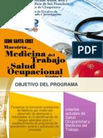 Medicina del Trabajo y Salud Ocupacional Version 5