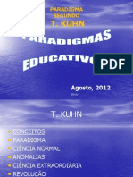 No o de Paradigma (T.kuhn) Power Point07!07!09