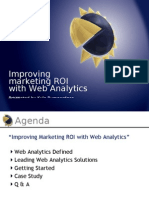 Improving Marketing ROI With Web Analytics - Final Public 7-9-08