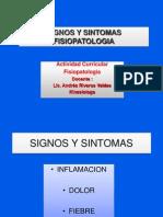 3 Fisiopatologia Signos y Sintomas