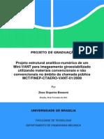 Projeto Mini VANT