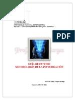 Guías de estudio Metodología