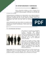 ANÁLISIS DE OPORTUNIDADES Y AMENAZAS