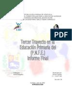2do trayecto en la educación PNFE ermen