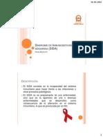 Sindrome de Inmunodeficiencia adquirida (SIDA).pdf
