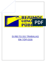 DTB10 Direito Trabalhista Crivellati