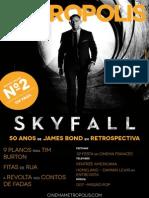 METROPOLIS nº2 Outubro 2012